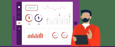 Identify the right metrics to track progress