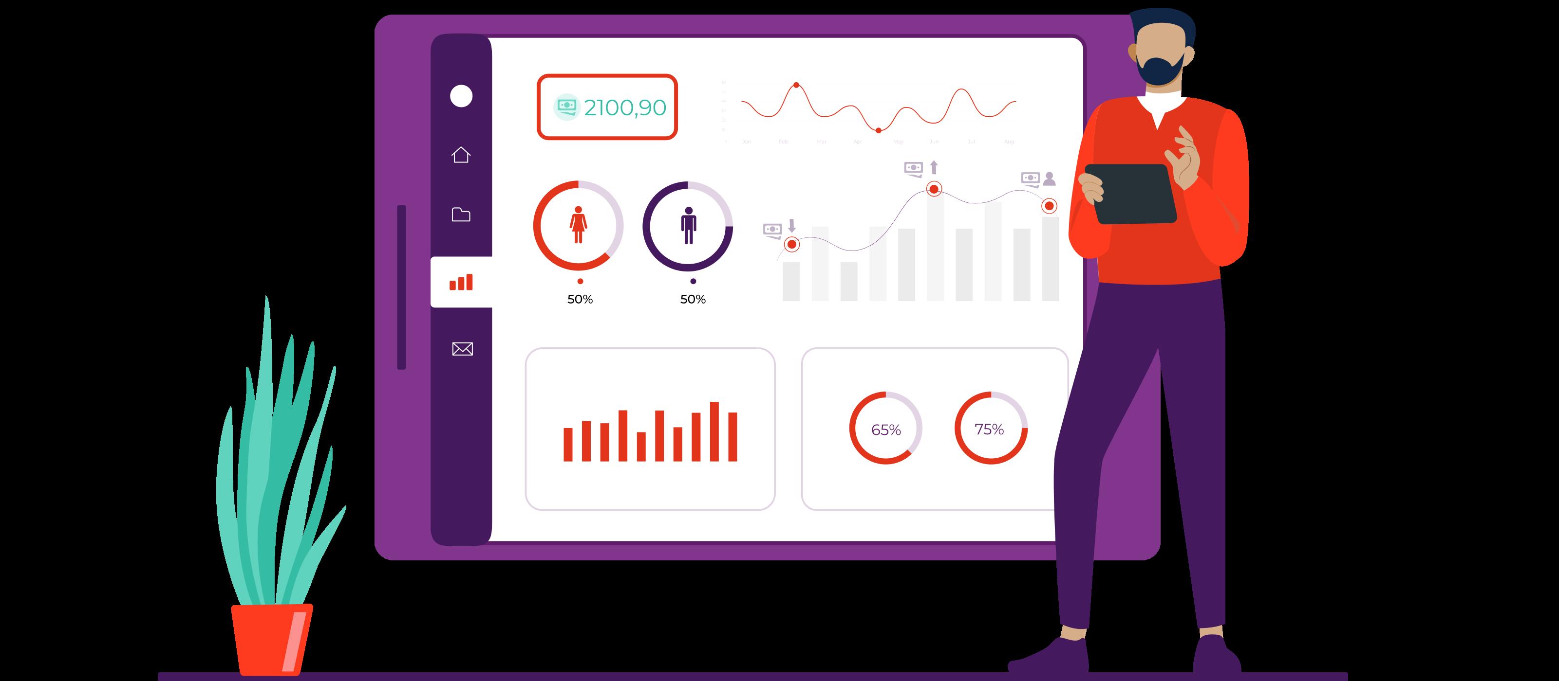 Favor a data-driven approach