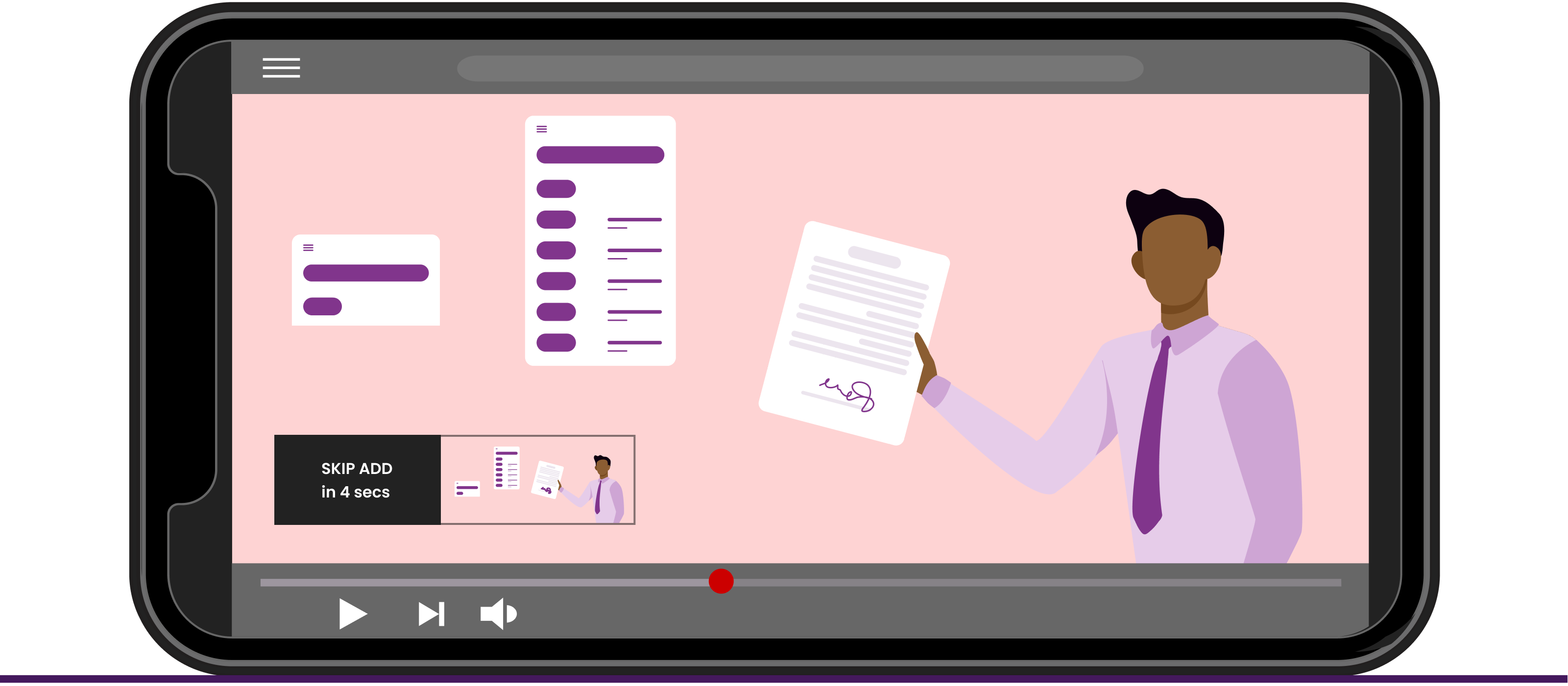 Increase your visibility with video job ads